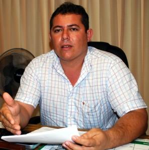 Regidor Silvestre Sandoval Nogueda