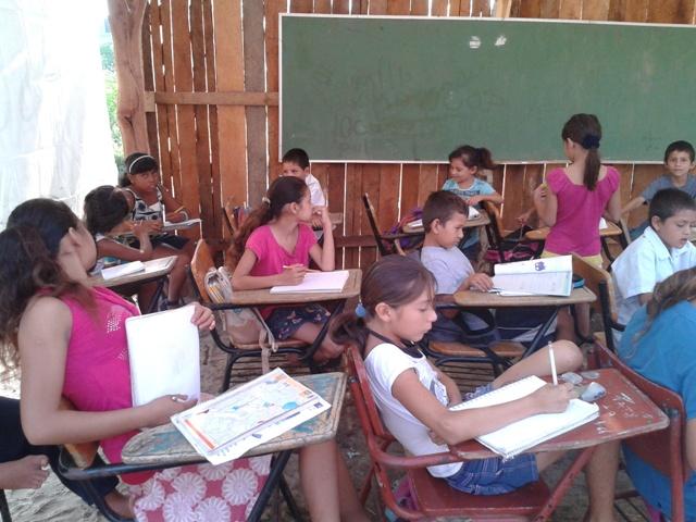 alumnos nvel básico