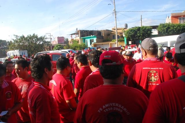 Mineros 2012