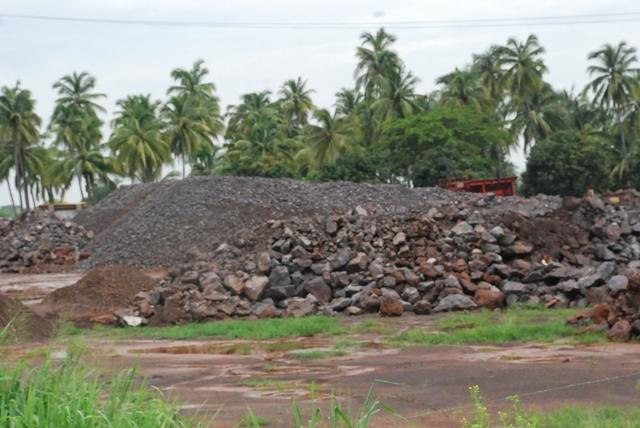 patio granel de mineral 1
