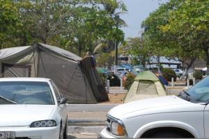 plaza de Playa azul