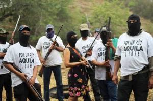 GAURDIA COMUNITARIA AQUILA REPORTE INDIGO