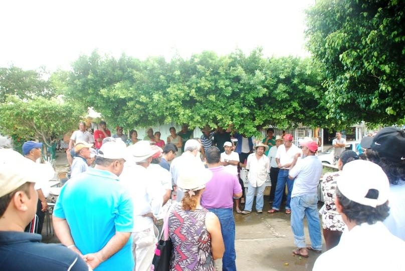 Asamblea comunal del Habillal