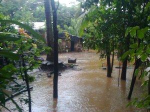 colapsa drenaje