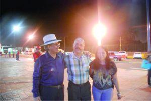 Carlos Juan Méndez; Jorge Luis Cruz Ballado ; Georgna Gasca
