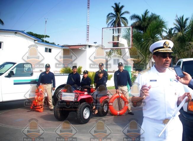 José lUis Corro Chávez, Capitán Regional de Puerto LZC