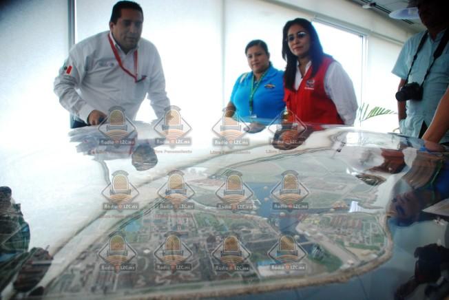 Obras en Puerto
