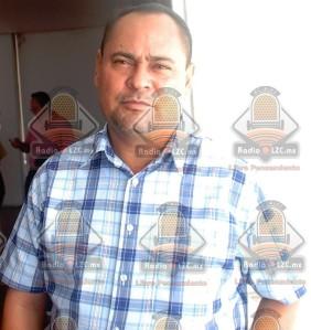 Regidor Armando Buenrostro