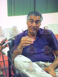 regidor Daniel Barragán