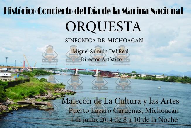 flyer concierto