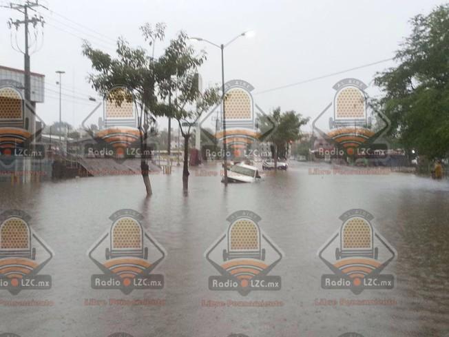 primeras inundaciones