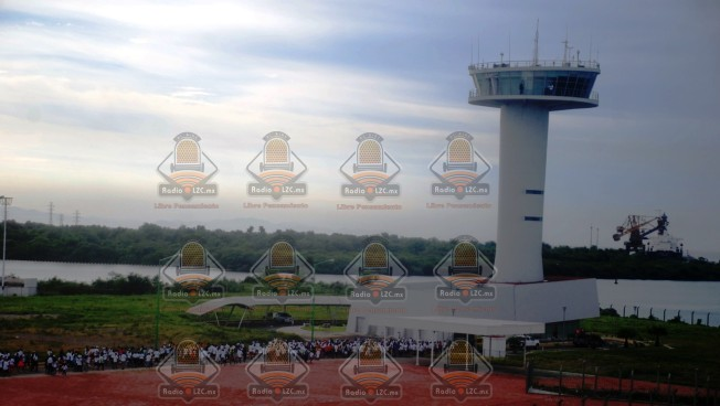 Torre de cntrol maritimo
