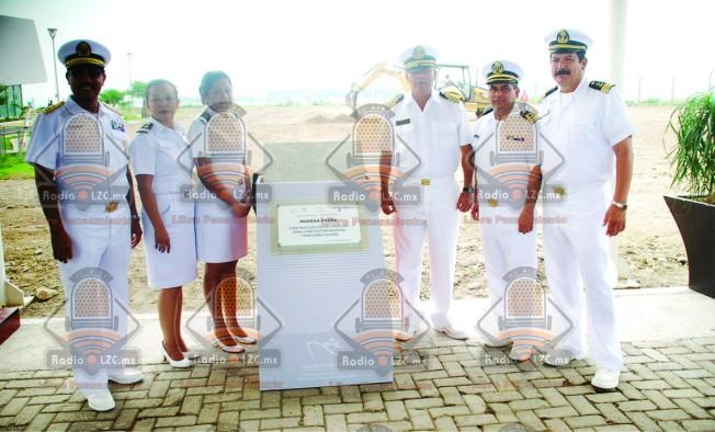 personal capitanía de puerto