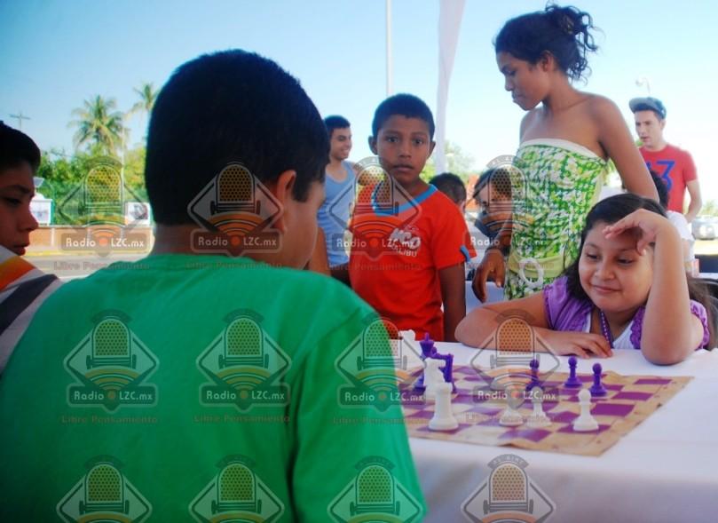 ajedrez en puerto