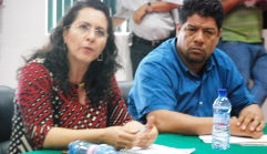 Regidora Judith Carrillo Chacón