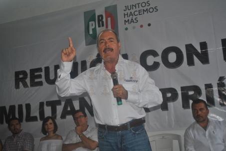 Víctor Silva Marca la ruta de reconciliación