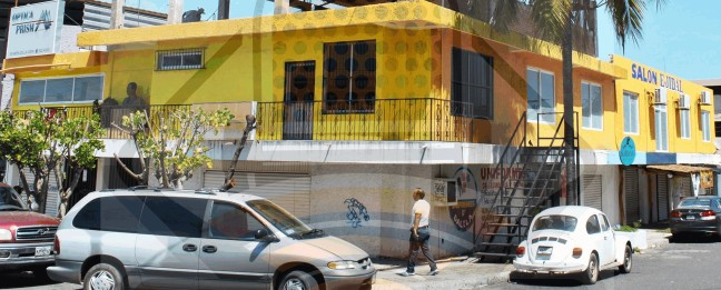 "Casa Ejidal ""Melchor Ocampo"""