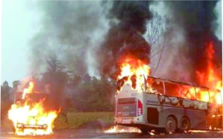 quema-camion